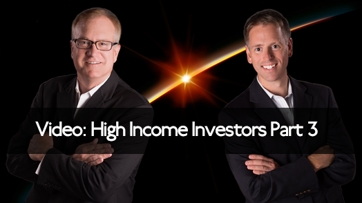 High Income Investing Take Action: Video 3 of 3