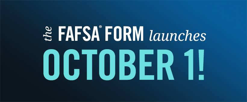Time for FASFA Forms… We Can Help!